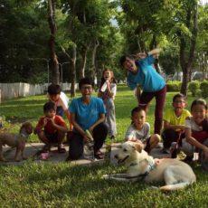療癒犬夏令營初階班 第三梯
