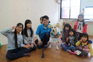 療癒犬 生命教育 小手感