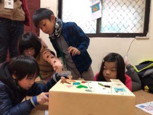 動物輔助活動 生命教育營